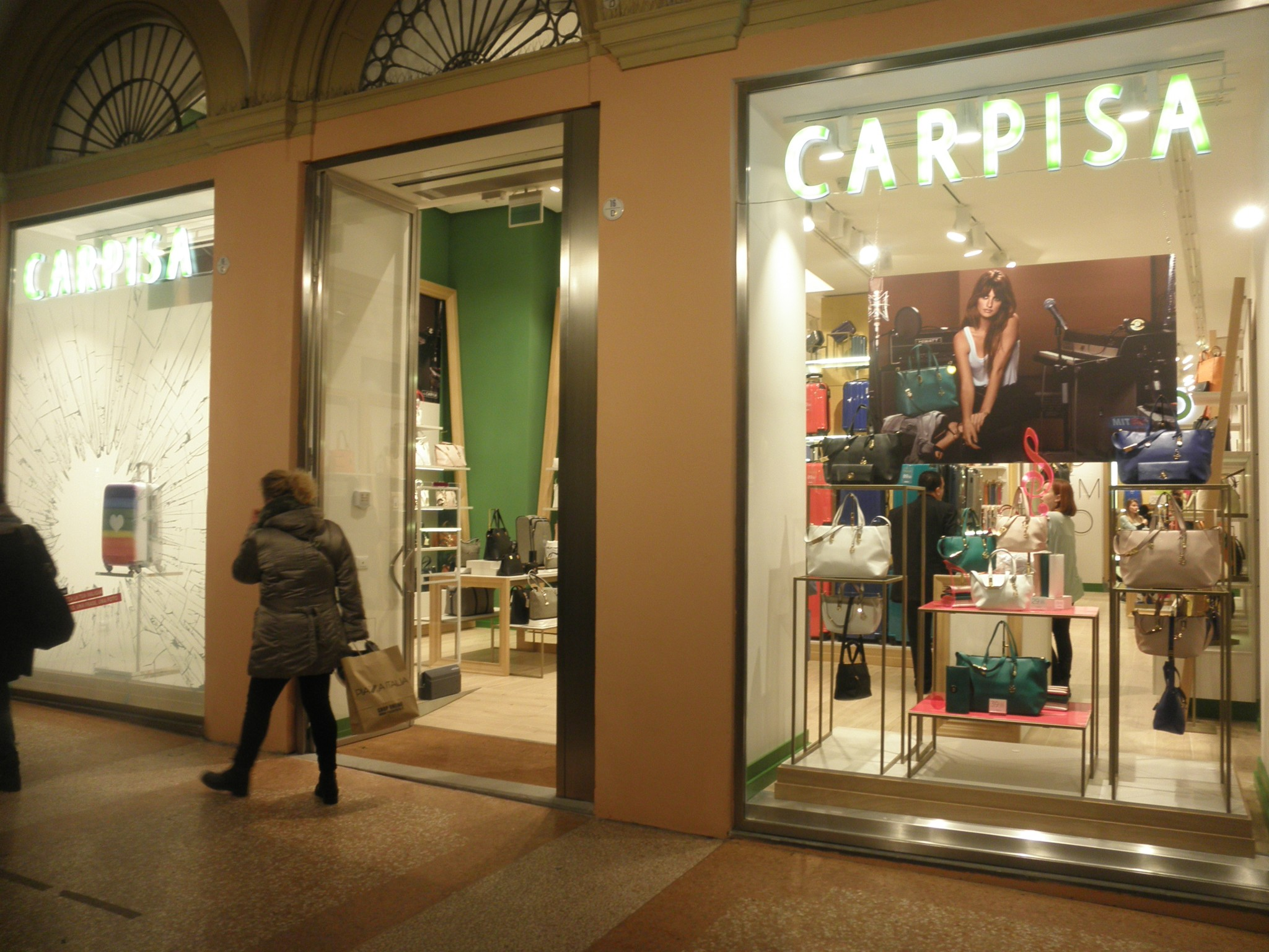 Tecna Spa for Carpisa